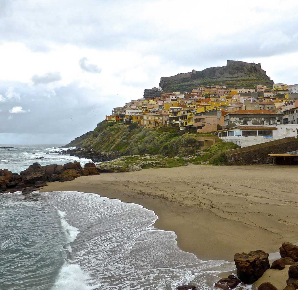Bed and Breakfasts and guesthouses in Castelsardo in Sardinia